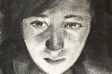 Natalie Smith Self Portrait